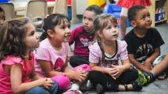 Занятия в детском саду. Развивающие занятия для детей