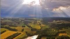 Западно-сибирская равнина: полезные ископаемые, размещение, описание