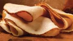 Запечь филе индейки в духовке - получить диетическое мясо