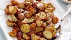Запеченная картошка в кожуре в духовке: рецепты приготовления