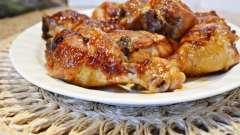 Запеченная курица в мультиварке - вкусно, сочно, ароматно