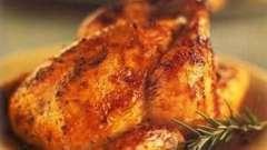 Запекаем курицу в мультиварке. Пошаговый рецепт