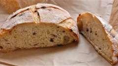 Заварной хлеб: рецепт приготовления