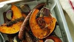 Жареная тыква: рецепт вкусных блюд
