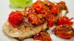 Жареный палтус: рецепт приготовления рыбы