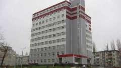 Железнодорожная больница (саратов): описание