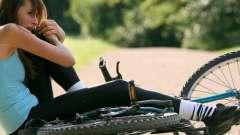Женский журнал: что делать, если ты ушибла ногу?