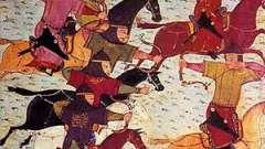Жестокая битва на реке сить: русь не сдается