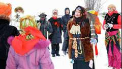 Зимние святки что такое? Как проводились зимние святки?