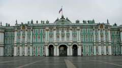 Зимний дворец, главное здание музея эрмитаж