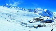 Зимняя австрия: горнолыжные курорты ждут вас!