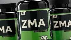 Zma - спортивное питание при физических нагрузках