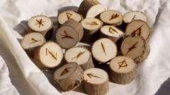 Значения рунических символов при гадании