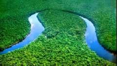 Знаете ли вы, что существует река, которая дважды пересекает экватор?