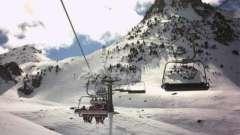 Знаменитые горнолыжные курорты испании