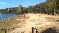 Золинское - озеро для новых впечатлений