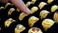 Золотые кольца – женские украшения с многовековой историей
