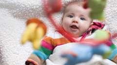 Зрение у новорожденных. Мир глазами младенца
